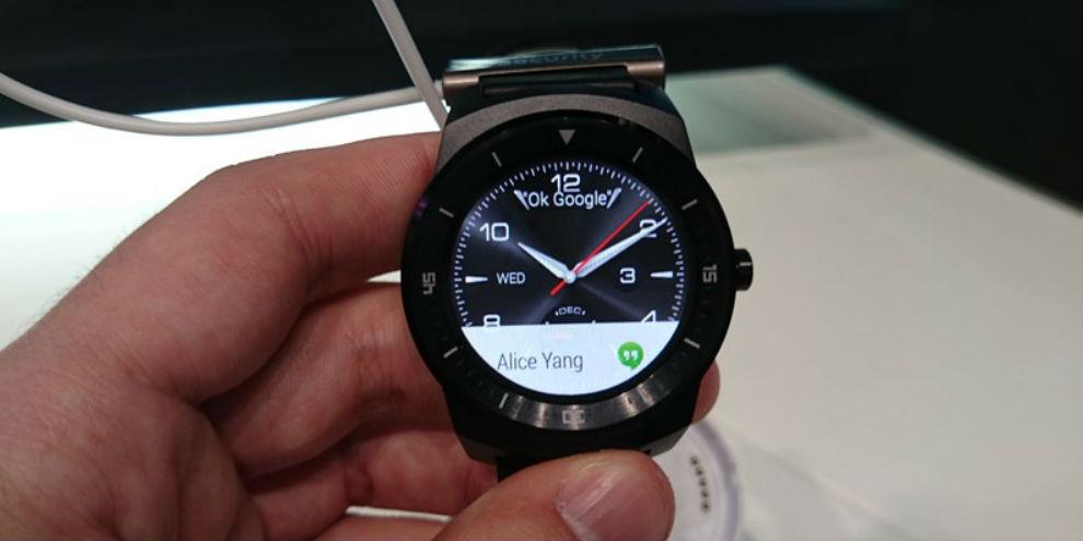 Imagem de IFA 2014: conferimos o LG G Watch R de perto [vídeo] no site TecMundo