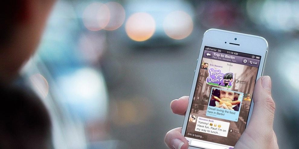 Imagem de Viber para Android e iOS agora suporta chamadas de vídeo no site TecMundo