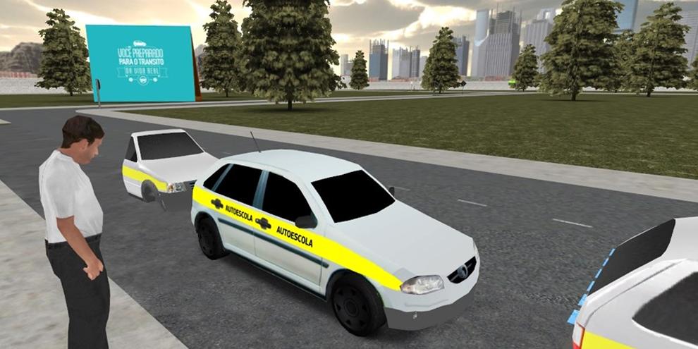 Imagem de Aplicativo simula provas do DETRAN para quem quer tirar CNH no site TecMundo