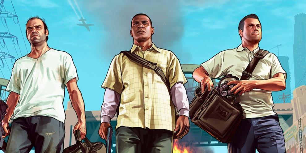 Imagem de Baixe agora mesmo um pacotão de papéis de parede de Grand Theft Auto V no site TecMundo
