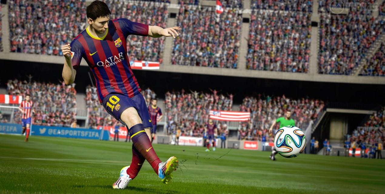 Imagem de Conheça todas as 38 novidades de FIFA 15 no site TecMundo
