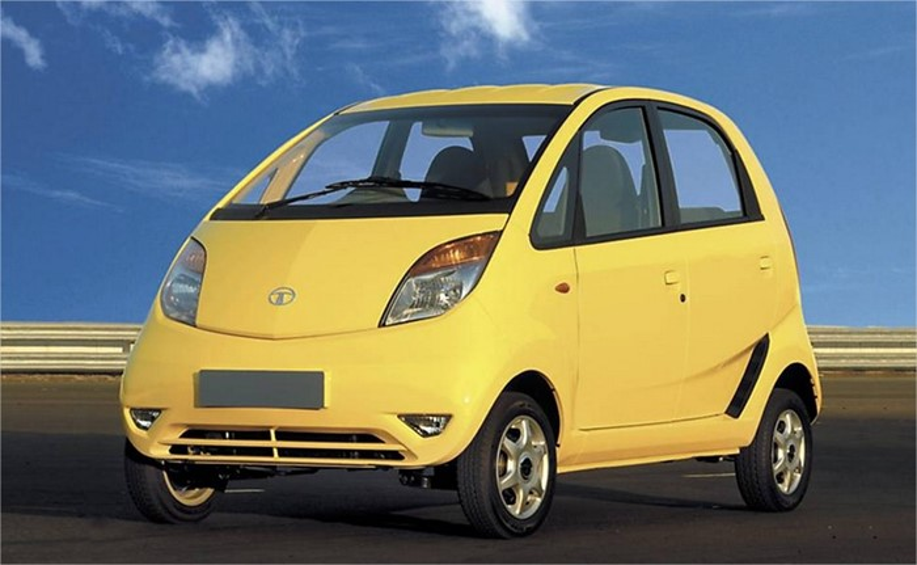 8180b2f62 Criado para ser o carro mais barato do mundo, o Tata Nano tem conseguido  manter a medalha de ouro em todos os rankings em que tem participado.