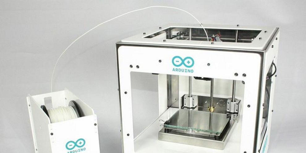Imagem de Arduino aposta na impressão 3D com a Materia 101 no site TecMundo