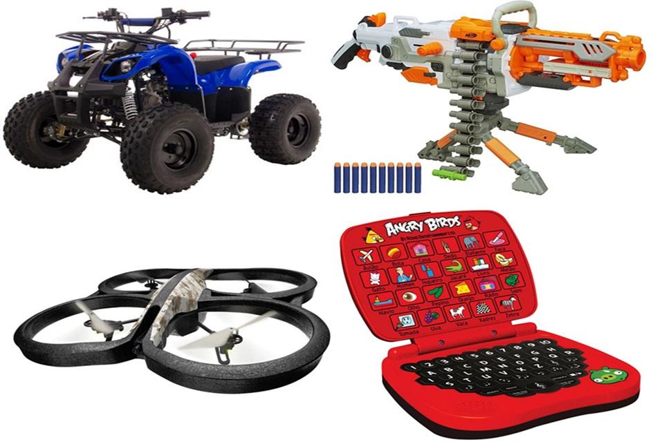 Imagem de Os 15 melhores presentes High Tech para o Dia das Crianças no site TecMundo