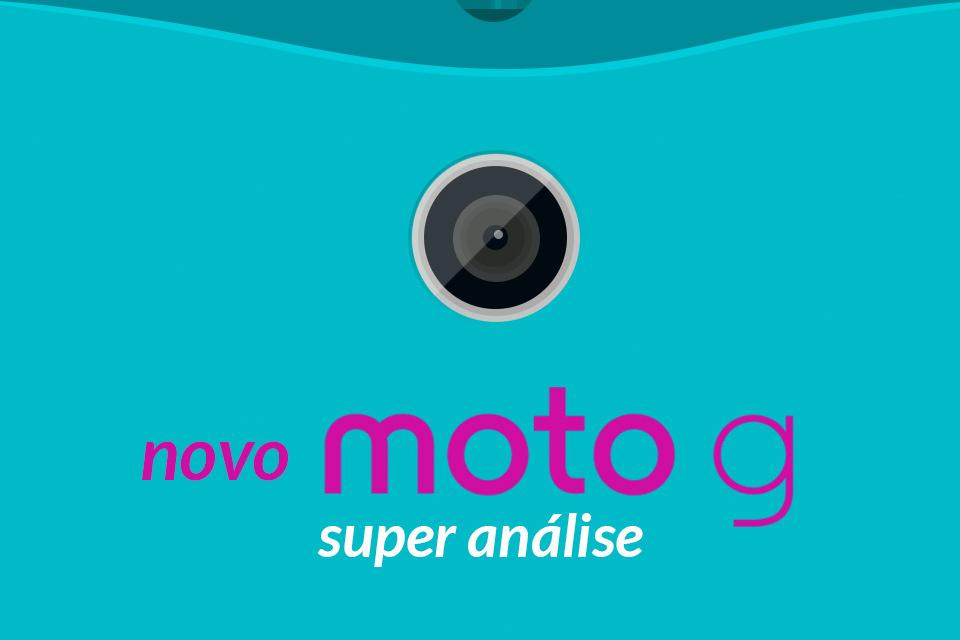 Imagem de Análise: smartphone Motorola Novo Moto G [vídeo] no site TecMundo