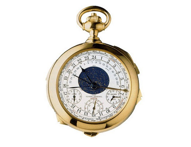 9d8766c3290 Você alguma vez imaginou que um relógio de bolso pudesse ser tão valioso   Pois o modelo acima