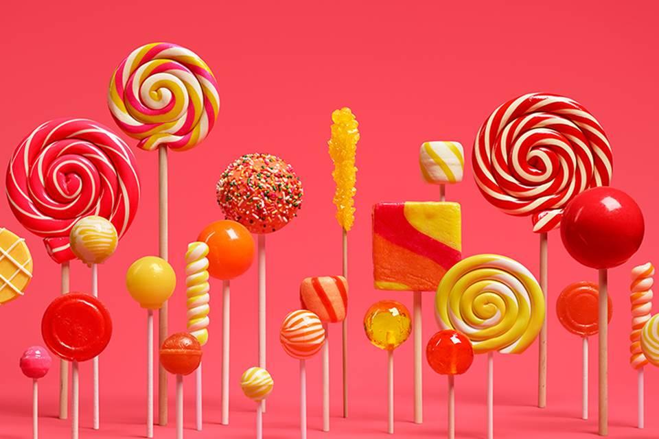 Imagem de Agora sim! Google finalmente confirma o nome do Android 5.0: Lollipop no site TecMundo