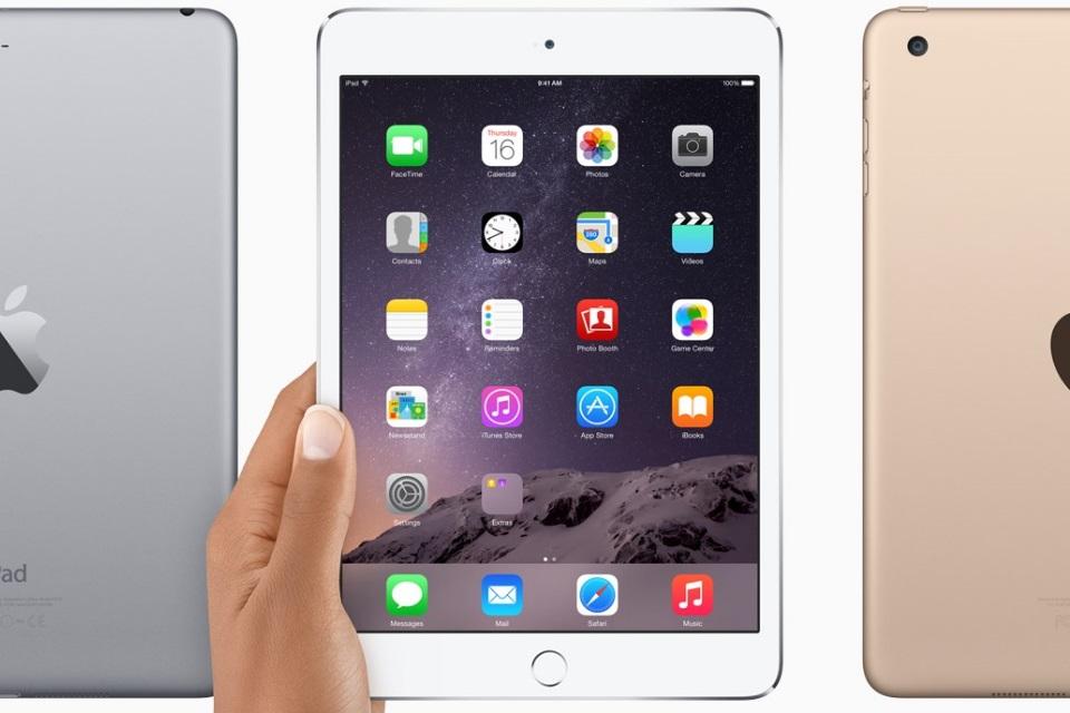 Imagem de iPad mini 3: cuidado com a pegadinha do malandro no site TecMundo