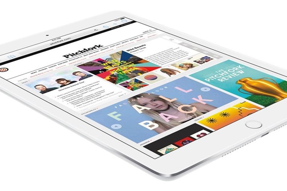 Imagem de Novos iPads permitirão trocar de operadora 4G sem trocar o chip SIM no site TecMundo