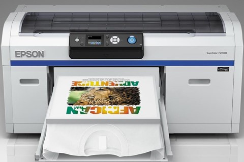 Imagem de EPSON apresenta nova impressora têxtil SureColor F2000 no site TecMundo