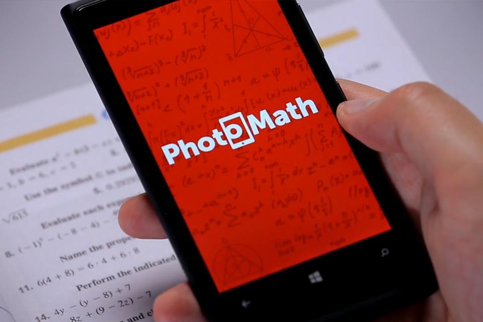 Imagem de PhotoMath: app resolve equações para você usando a câmera do seu celular no site TecMundo
