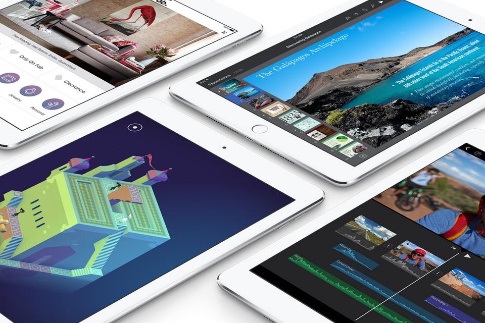 Imagem de Com três núcleos e 2 GB de RAM, iPad Air 2 é o mais rápido a rodar o iOS no site TecMundo