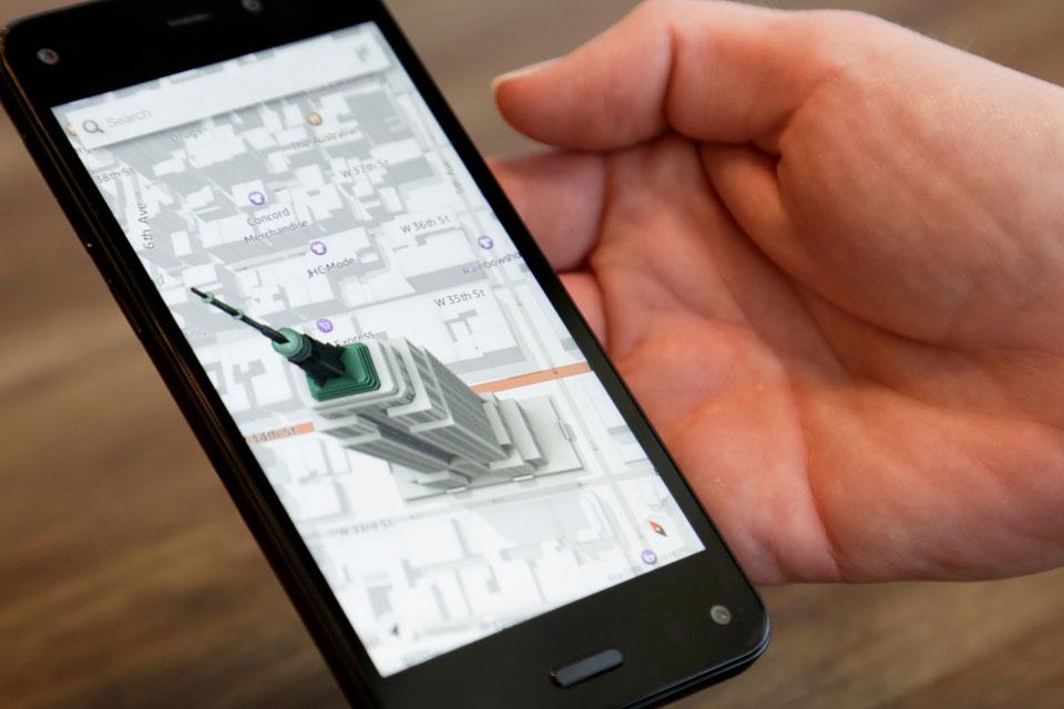 Imagem de Amazon registra US$ 170 milhões em prejuízo por causa do Fire Phone no site TecMundo