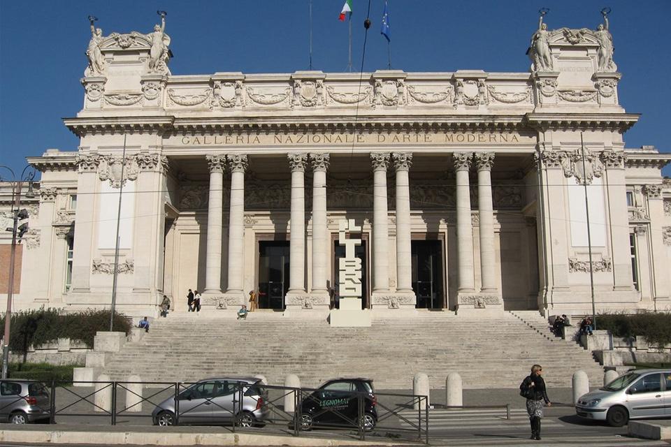 Imagem de Museu italiano estimula a prática dos selfies com as obras em exposição no site TecMundo