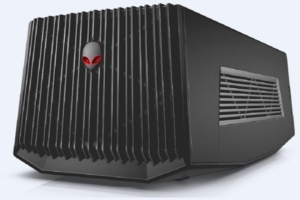Imagem de Que tal melhorar o desempenho do laptop com esse amplificador da Alienware? no site TecMundo