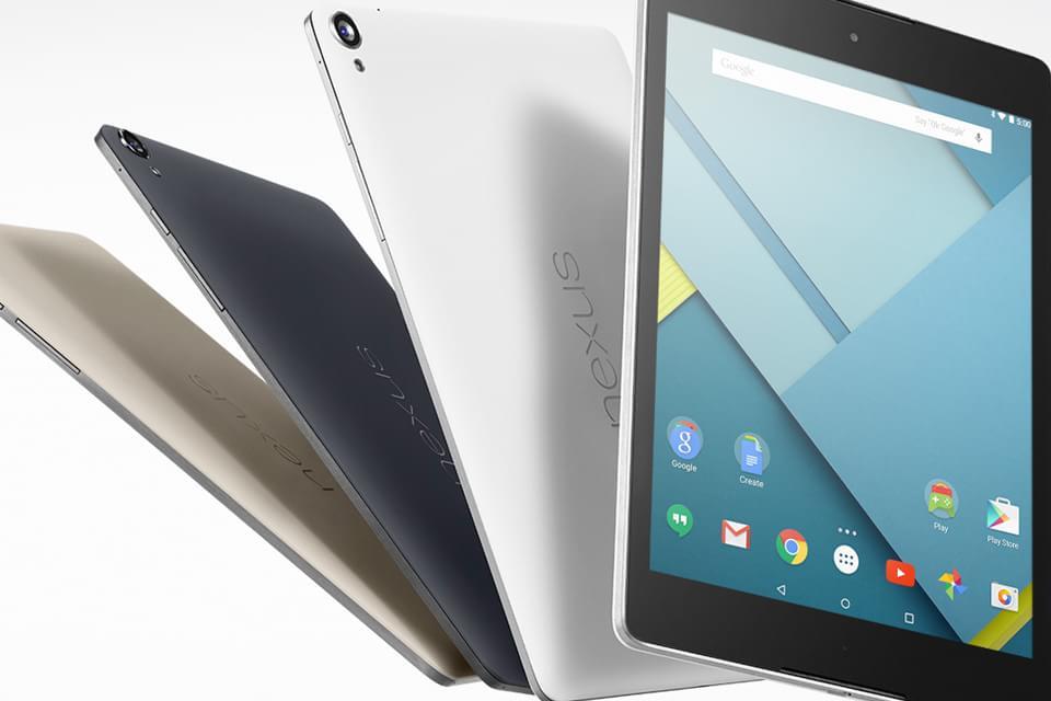 Imagem de Nexus 9 começa a ser vendido na Google Play de alguns mercados selecionados no site TecMundo