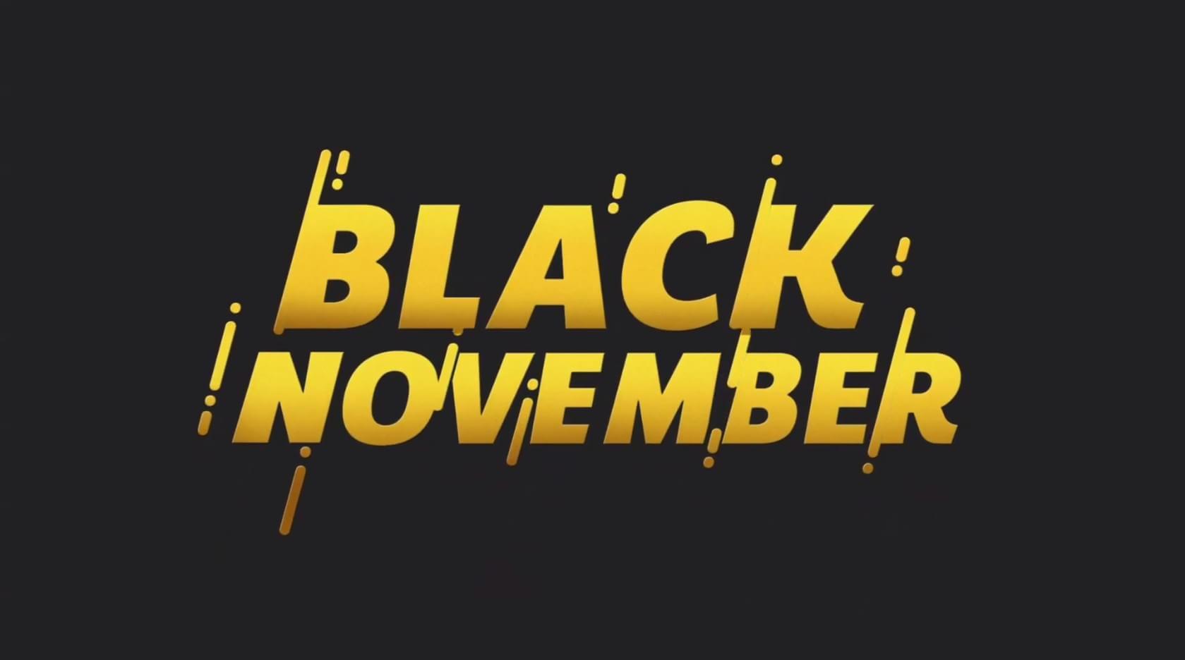 Preto prepara November: Netsapatos prepara Preto um mês de ofertas para os 7bcb6c