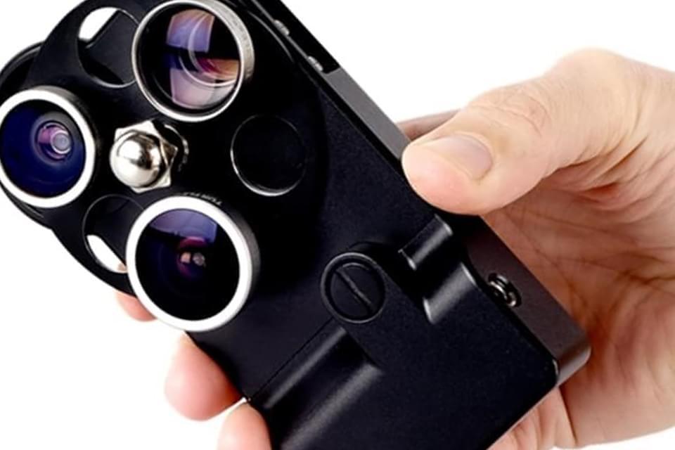 Imagem de Faça do seu celular uma poderosa câmera fotográfica com estes 10 acessórios no site TecMundo