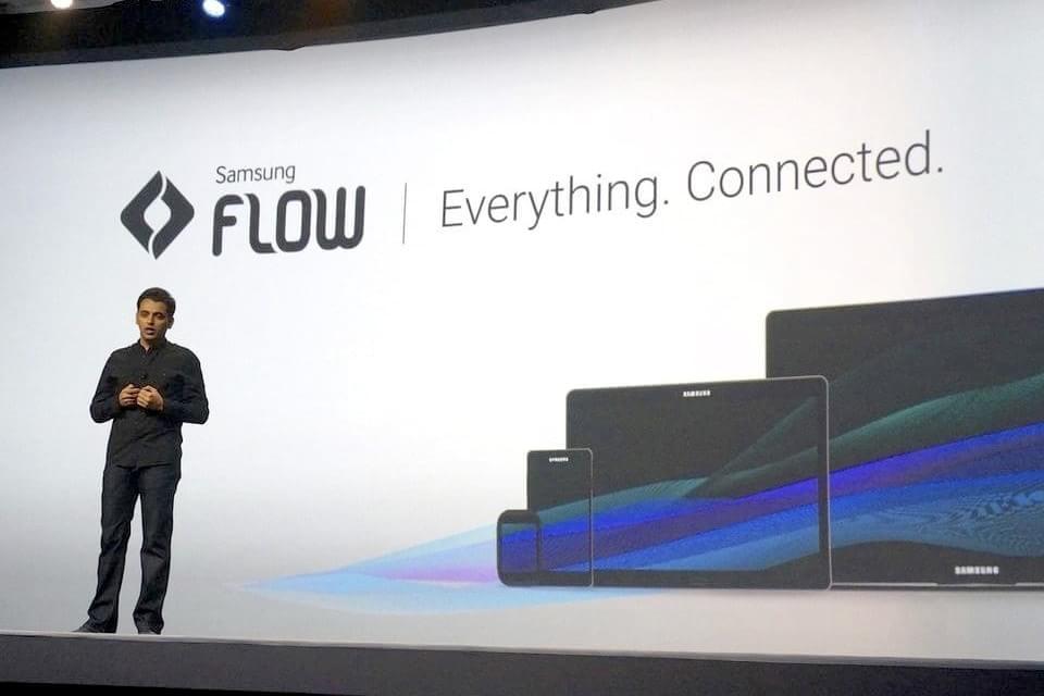 Imagem de Samsung Flow: novo sistema sincroniza conteúdos entre vários aparelhos no site TecMundo