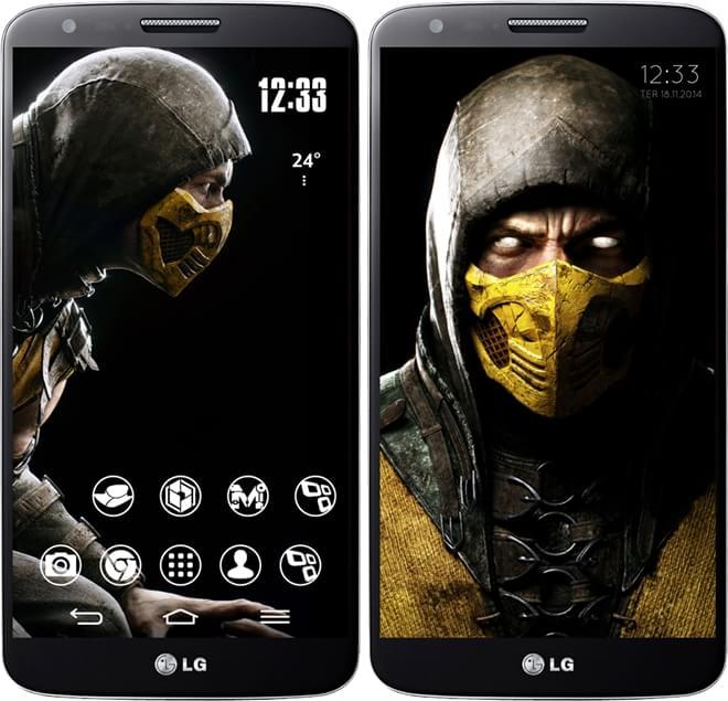 Aparador Antiguo Pintado ~ Android Tunado Mortal Kombat [vídeo] TecMundo