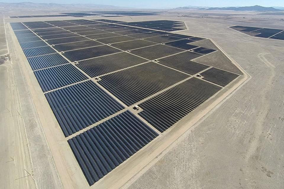 Imagem de Maior usina de energia solar do mundo entra em funcionamento [vídeo] no site TecMundo