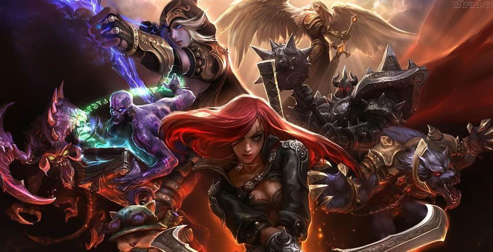 Imagem de Final do mundial de League of Legends teve 27 milhões de espectadores no site TecMundo