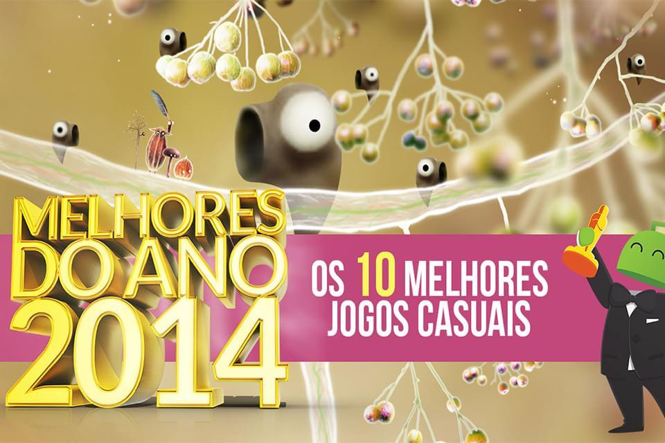 Imagem de Android: os 10 melhores jogos casuais de 2014 no site TecMundo