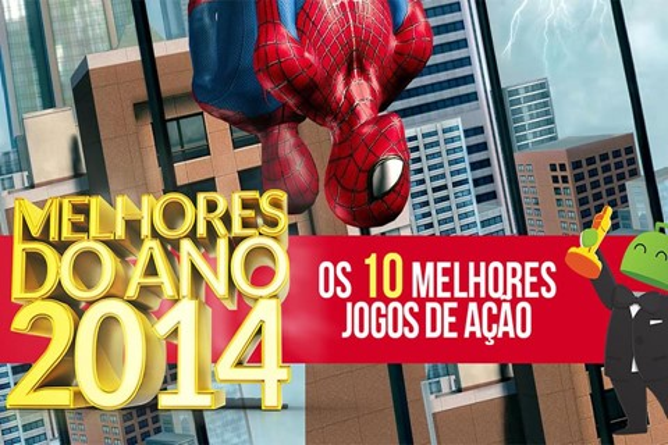 Imagem de Android: os 10 melhores jogos de ação de 2014 no site TecMundo