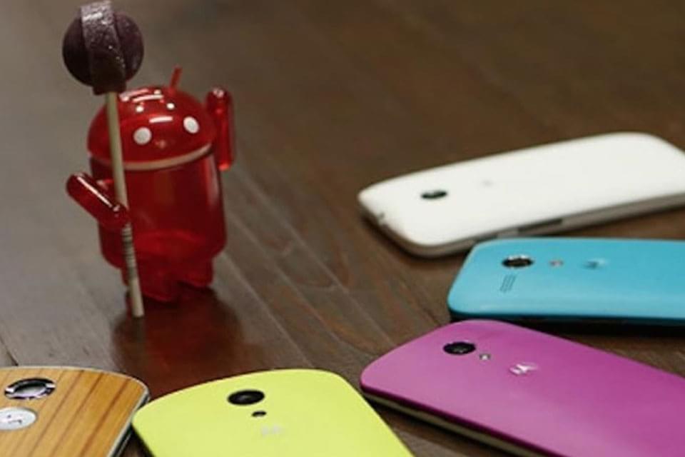 Imagem de Lollipop em aparelhos Motorola: empresa divulga ordem de atualizações no site TecMundo