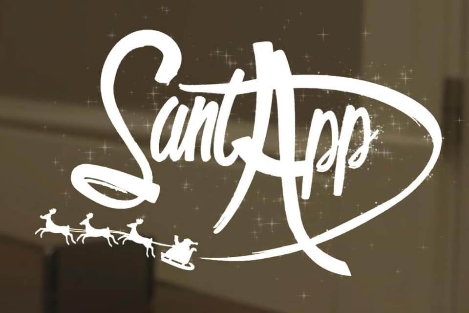 Imagem de Aplicativo para iPhone simula chegada de Papai Noel no site TecMundo
