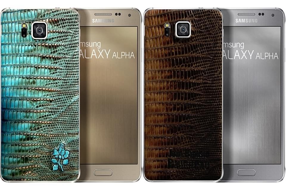 Imagem de Samsung lança edição limitada do Galaxy Alpha com capa de couro na França no site TecMundo