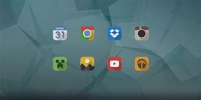Imagem de Android: 12 pacotes de ícones para mudar o visual de seu gadget no site TecMundo