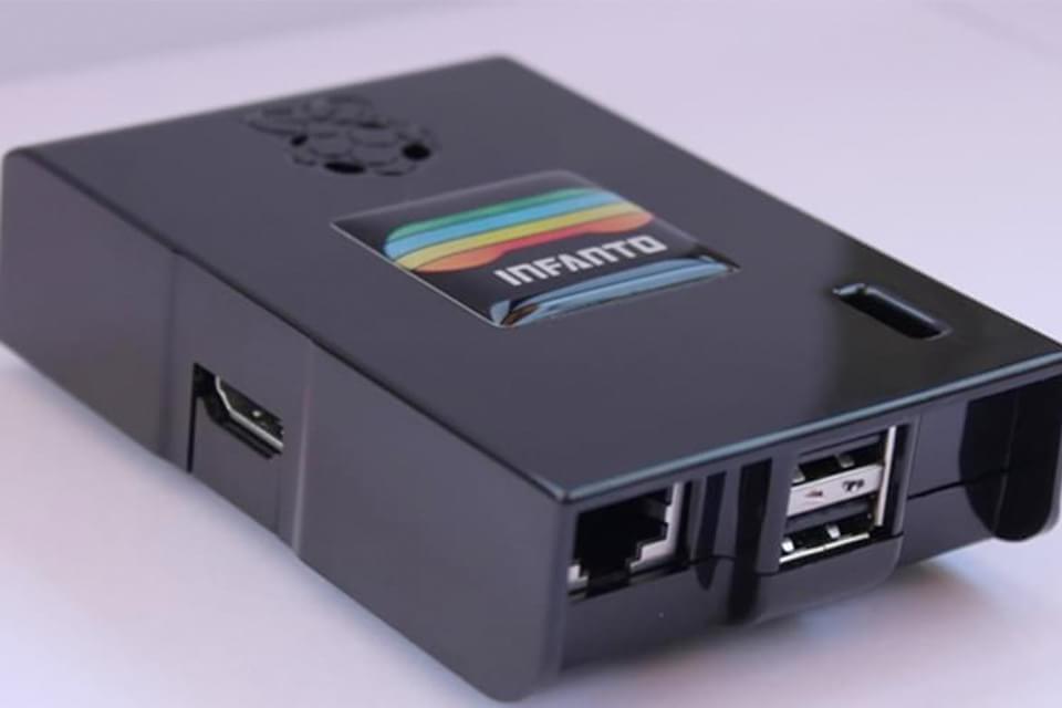 Imagem de Conheça o Infanto, console brasileiro obra da pirataria com 6 mil jogos no site TecMundo