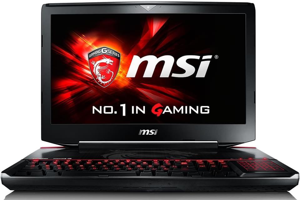 Imagem de GT80 Titan: notebook gamer com teclado mecânico faz sua aparição na CES no site TecMundo