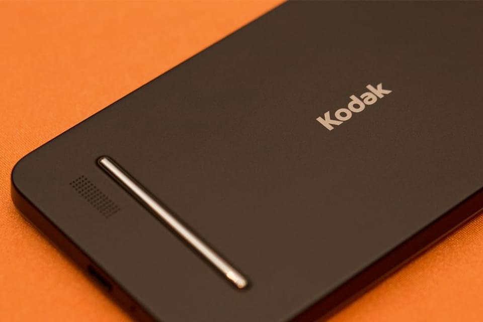 Imagem de Kodak apresenta smartphone IM5 com câmera de 13 MP no site TecMundo