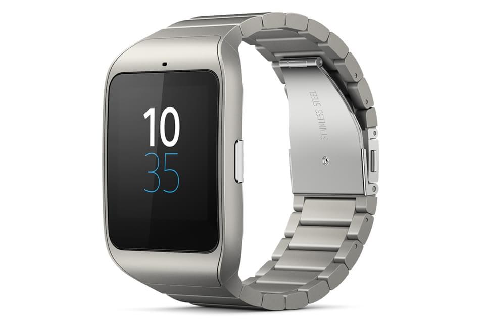 Imagem de SmartWatch 3 da Sony ganha novo modelo feito de aço inoxidável no site TecMundo