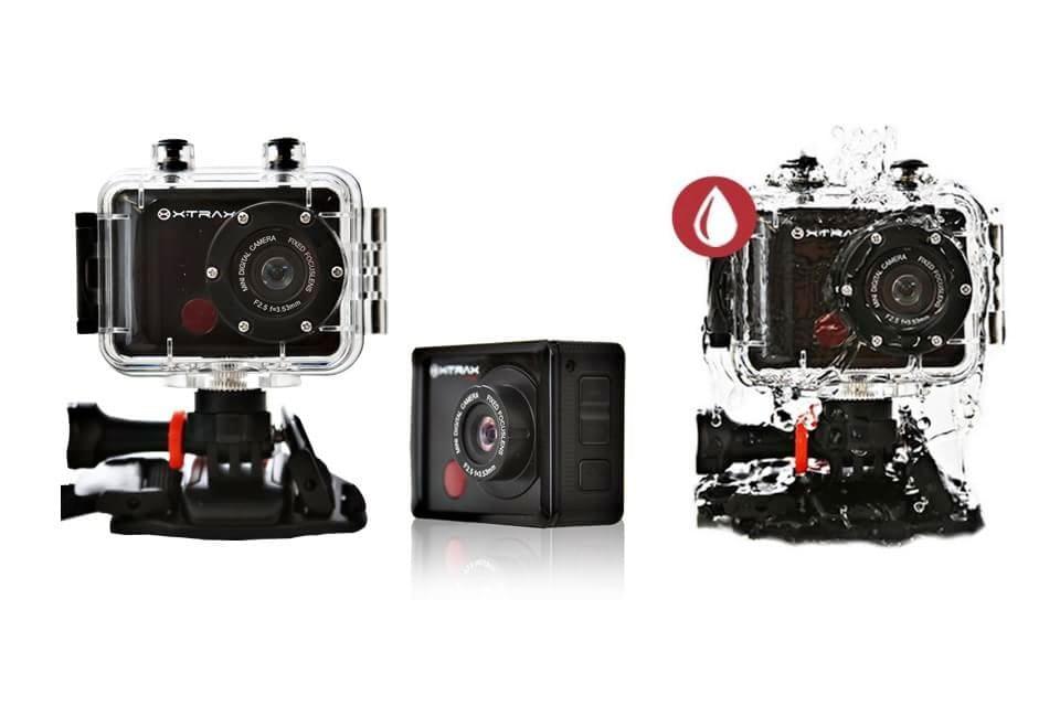 Imagem de Xtrax One: a câmera brasileira que quer concorrer com a GoPro no site TecMundo