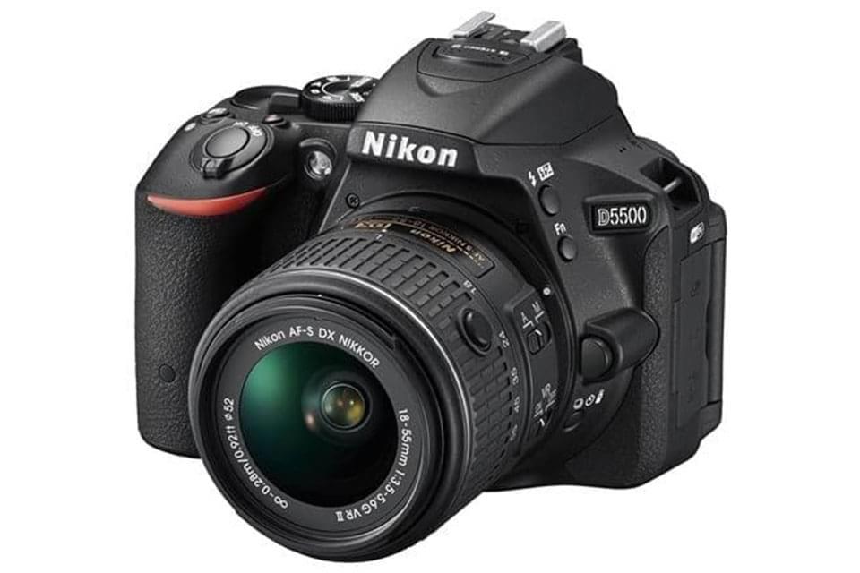 Imagem de D5500: Nikon anuncia sua primeira DSLR com display touchscreen no site TecMundo
