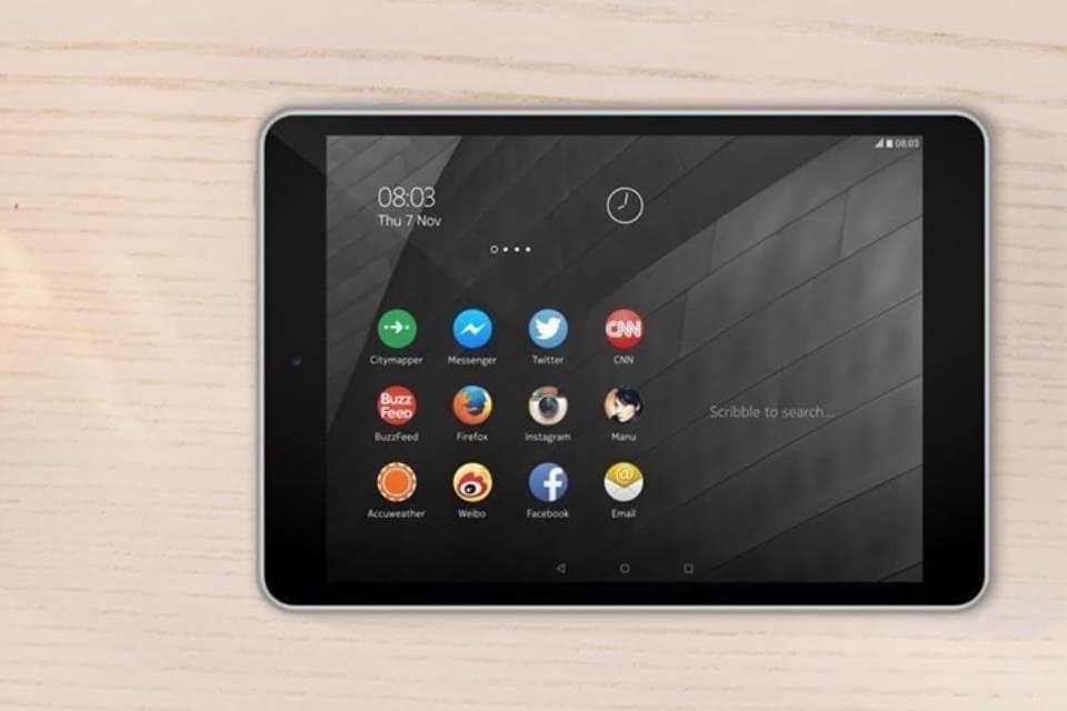 Imagem de Tablet Nokia N1 supera iPad mini 3 em benchmarks no site TecMundo