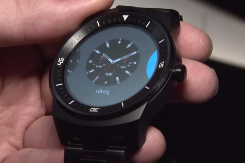 Imagem de Primeiras impressões: LG G Watch R [vídeo] no site TecMundo
