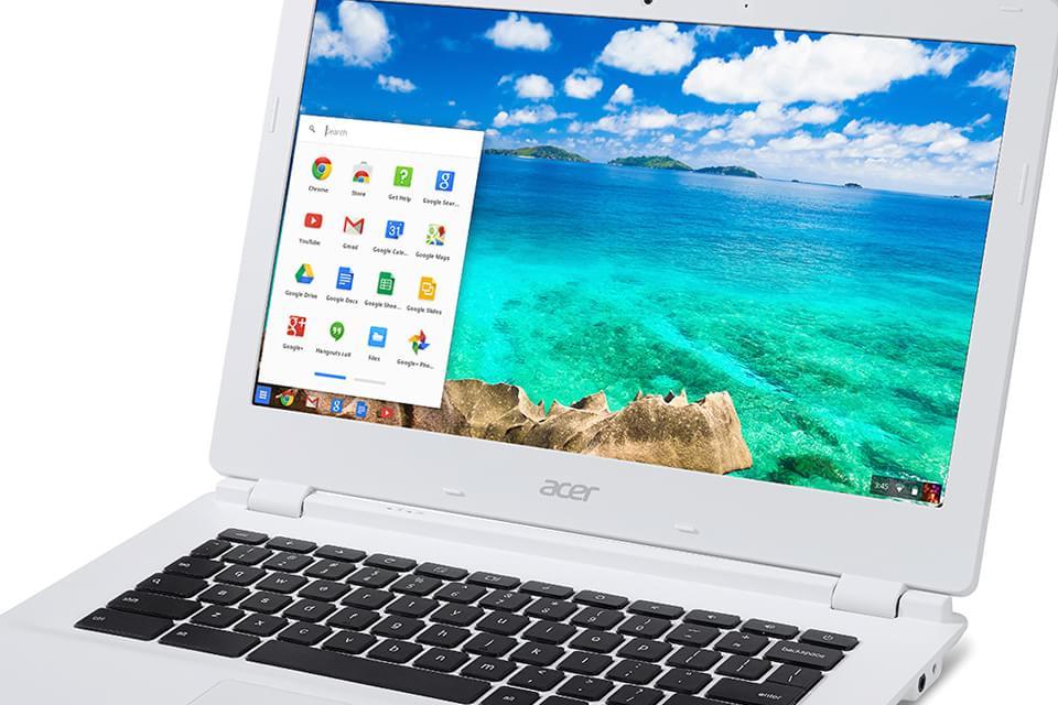 Imagem de Chromebook passa a permitir boot de outros sistemas via USB no site TecMundo