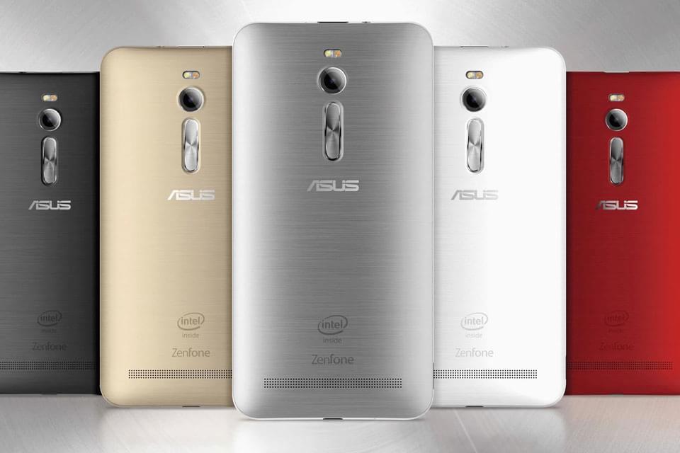 Imagem de Asus deve lançar uma variante com tela de 5'' do seu novo ZenFone 2 no site TecMundo