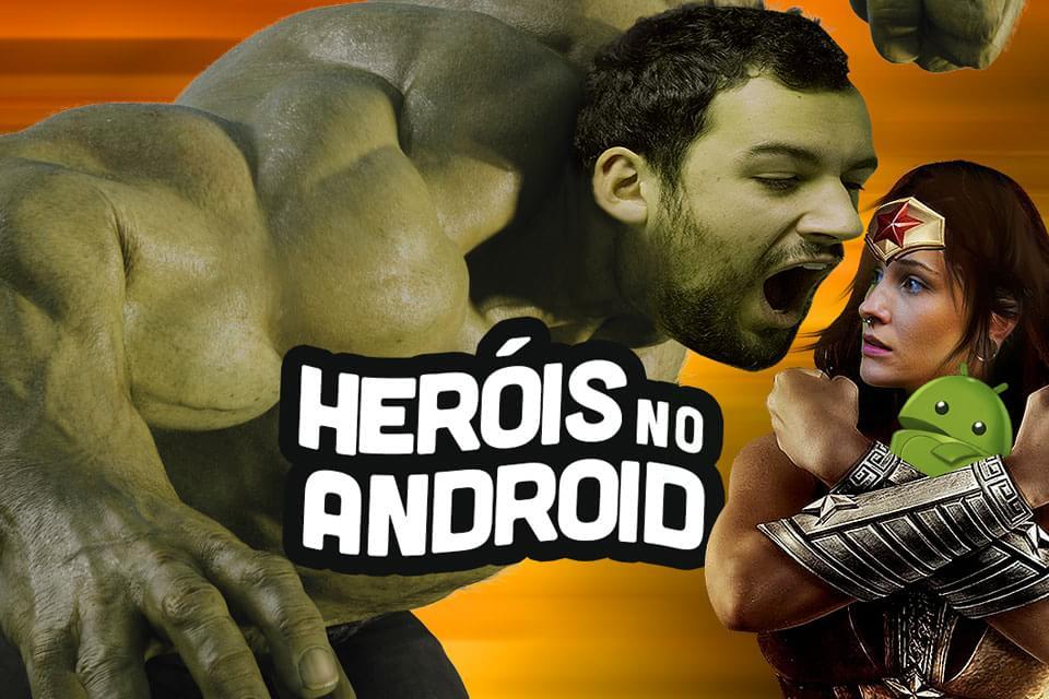 Imagem de Jogatina de bolso: Injustice Gods Among Us e Marvel Torneio de Campeões no site TecMundo