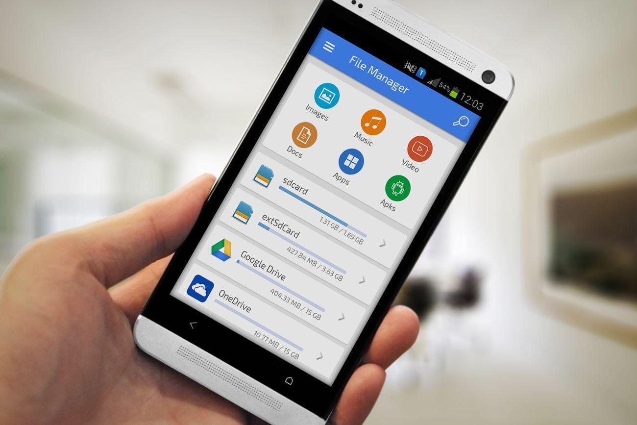 Imagem de Android: 6 dos melhores gerenciadores de arquivos para o seu aparelho no site TecMundo