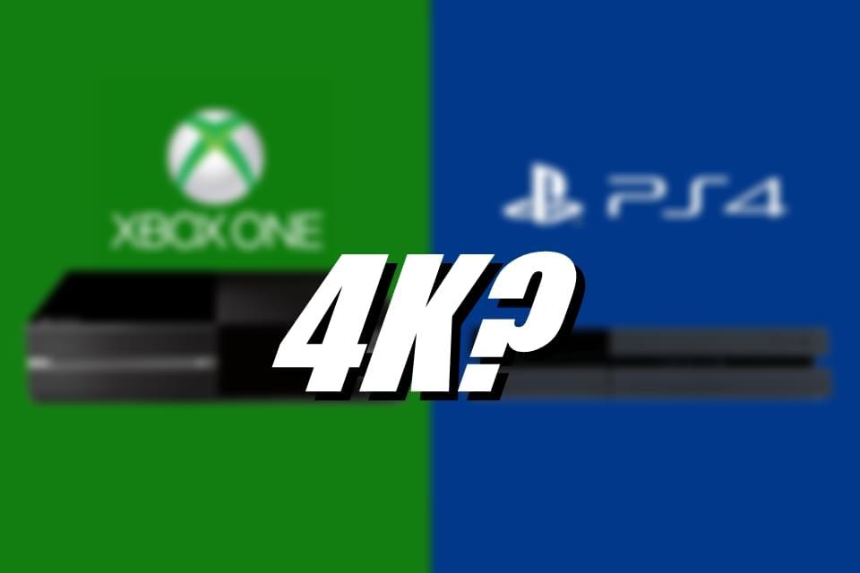 Imagem de 4K em novas versões do PS4 e Xbox One: vou ter que comprar outro console? no site TecMundo