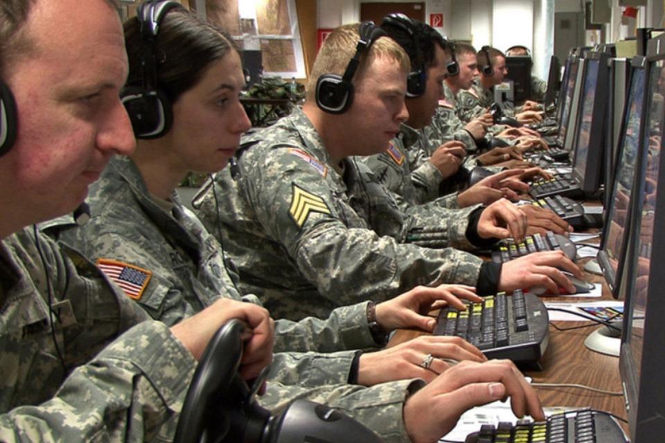 Imagem de Exército americano libera na rede código usado para analisar ciberataques no site TecMundo