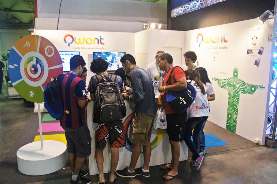 Imagem de Campus Party recebe lançamento brasileiro do QWANT, rival francês do Google no site TecMundo