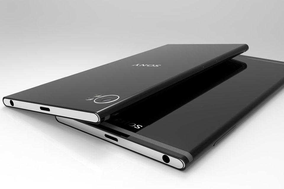 Imagem de Novo vazamento traz imagem do painel frontal do Xperia Z4 no site TecMundo