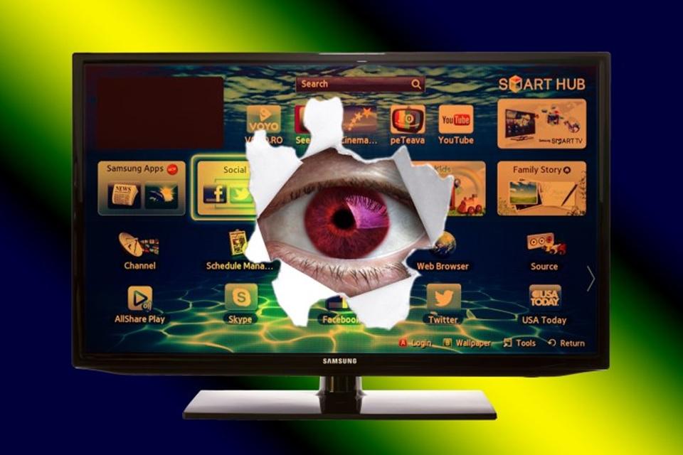 Imagem de Cuidado: as smart TVs podem estar nos espionando! Entenda essa treta aqui no site TecMundo