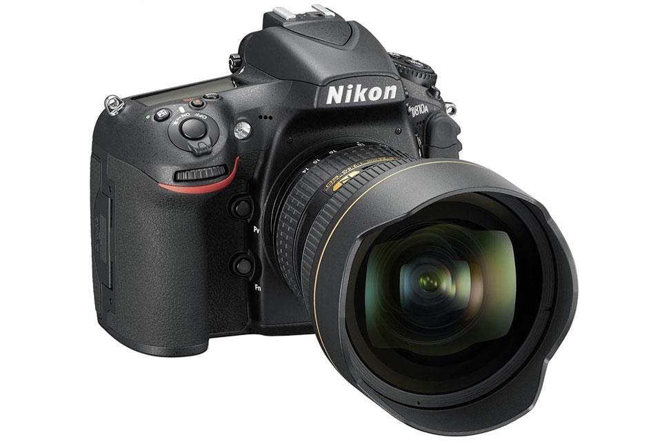 Imagem de D810A, a câmera da Nikon feita para quem quer fotografar o cosmos no site TecMundo